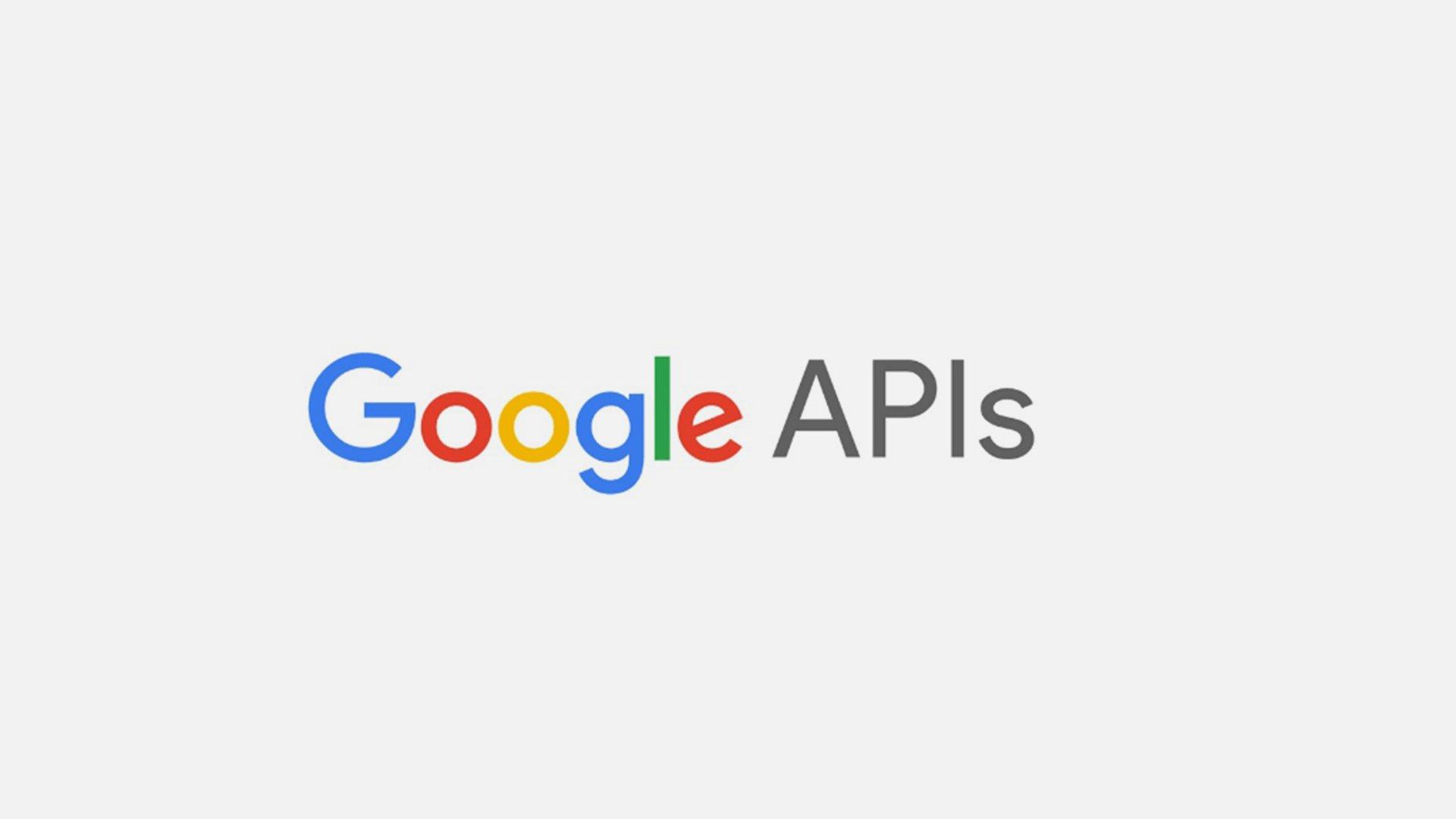 Collegamenti Google APIs